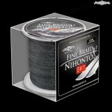 BRAIDED LINE NIHONTO FINE BRAID 050 - 41,8kg - 300m - BLACK