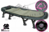 LK Baits Camo De-Luxe Bed Chair