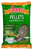 Pelety Carp Fishmeal 4mm 700g SENSAS