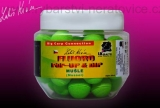 Pop-Up Fluoro Mušle 14 mm
