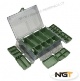 NGT Tackle Box System 6+1 Standard
