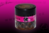 MINI Boilies v dipu SEA FOOD - 12 mm