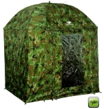 Deštník Full Cover Square Camo Umbrella 250cm  Giants Fishing