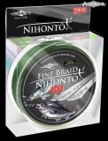 BRAIDED LINE NIHONTO FINE BRAID 050 - 41,80kg - 150m - GREEN