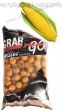 GG Mais Corn - Boilie potápivé 1kg 20mm Starbaits