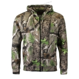 Mikina Zip Game Trek camo - XXL
