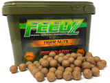 Boilies Feedz 14 mm 4 kg - HEMP + TIGER - Starbaits