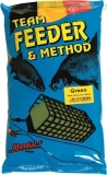 Method & Feeder GREEN 1kg Mondial F