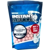 Nash Boilies 15mm 200g Instant Action Strawberry Crush