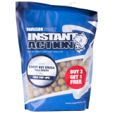 Nash Boilies 15mm 200g Instant Action Candy Nut Crush