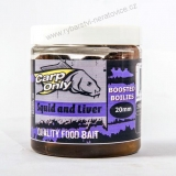 Carp Only Dipovaný Boilies Squid-Liver 250ml 20mm