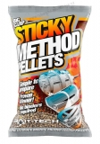 Pelety Sticky Method Pellets micro, 800g Bait-Tech