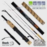 Prut Shark Dark Knight Spinning 2.7M 15-40g
