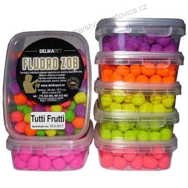 FLUORO ZOB 130 ml 10 mm Med