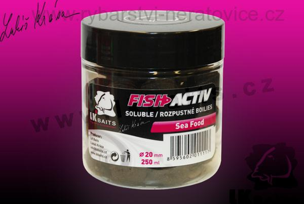 Fish Activ Sea Food 250 ml, 20mm