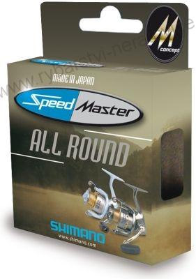 Shimano SPEED MASTER AR 150m / 0,35mm - 12,5kg