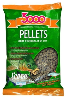 Pelety Carp Fishmeal 8mm 700g SENSAS