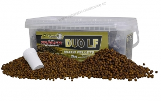 DUO LF - Pelety 700g 6mm Starbaits