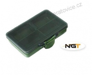 NGT Krabička Terminal Tackle Box 4 Way