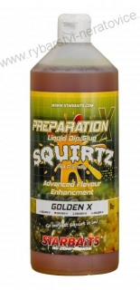 Booster PREP X SQUIRTZ GOLDEN X 1L