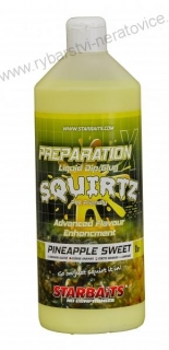 Booster PREP X SQUIRTZ PINEAPPLE SWEET 1L Starbaits