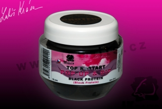 POP-UP Top ReStart Black Protein 14mm