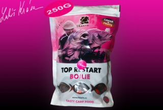Top ReStart Boilies Caviar & Fruits 18 mm, 250 Gr