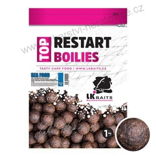 Top ReStart Boilies Sea Food 18 mm, 250 Gr