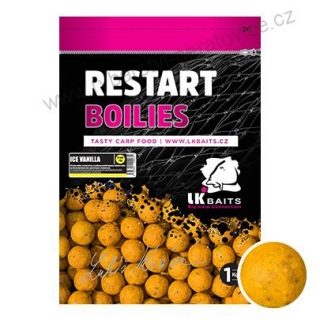 ReStart Boilies ICE Vanilla 18 mm, 250Gr