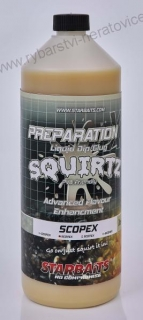 Booster PREP X SQUIRTZ SCOPEX 1L Starbaits
