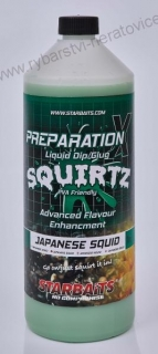 Booster PREP X SQUIRTZ JAPANESE SQUID 1L Starbaits