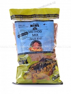 Method Mix Devill Krill 1 kg - NIKL