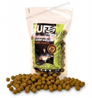 UFO FISHING GIANT SHELLFISH - 19mm 190gr - PLUTONIUM
