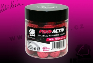 Fish Activ Wild Strawberry 250ml, 20mm