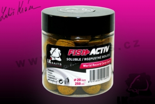 Fish Activ World Record Carp Corn 250ml, 20mm