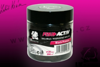 Fish Activ Black Protein 250ml, 20mm