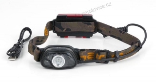 ČELOVKA FOX HALO MS300C HEADTORCH