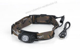 ČELOVKA FOX HALO AL350C HEADTORCH