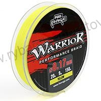 FOX Warrior Performance Braid 0.17-9kg-20lb-150m