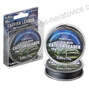 Falcon Catfish Leader 10m - 0,80mm - 95kg
