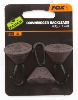 Fox Edges Downrigger Back Leads 3ks 43g