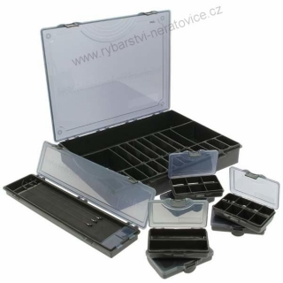 NGT DELUXE STORAGE BOX 7+1 BLACK
