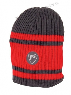 ČEPICE FOX RAGE RED/GREY BEANIE