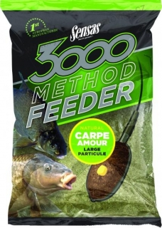 3000 Method Feeder 1 kg - Carpe Amour - Sensas