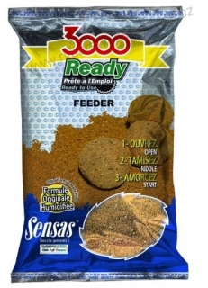 3000 Ready Feeder (feeder) 1,25kg SENSAS