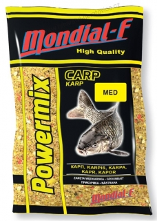 Powermix Carp Honey 1kg Mondial F