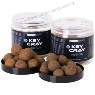 Nash Boilies 15mm 125g Key Cray Hard-Ons Tvrdé