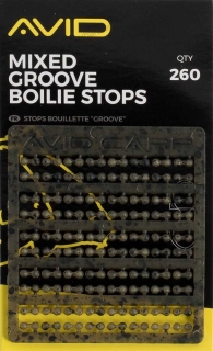 AVID CARP OUTLINE MIXED GROOVE BOILIE STOPS
