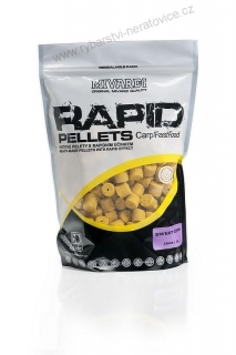 Pelety Rapid Easy Catch Ananas 1 kg 16 mm - Mivardi