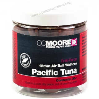CC Moore Neutrální Boilie Pacific Tuna 18mm 35 ks